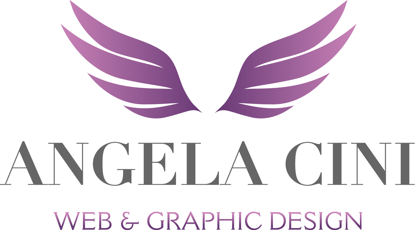Angela Cini Graphic Designer Logo